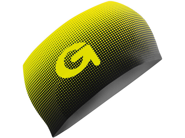 Gonso Basic Hoofdband, safety yellow